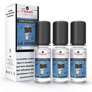 eliquide-la chose-10ml-french-liquide