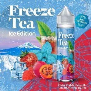 Fraise Tralala Tamarillo Menthe Givré Ice Tea 50ml